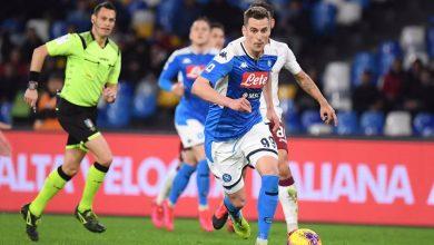 صورة الأفضل والأسوأ في نابولي أمام تورينو خلال مباراة اليوم
