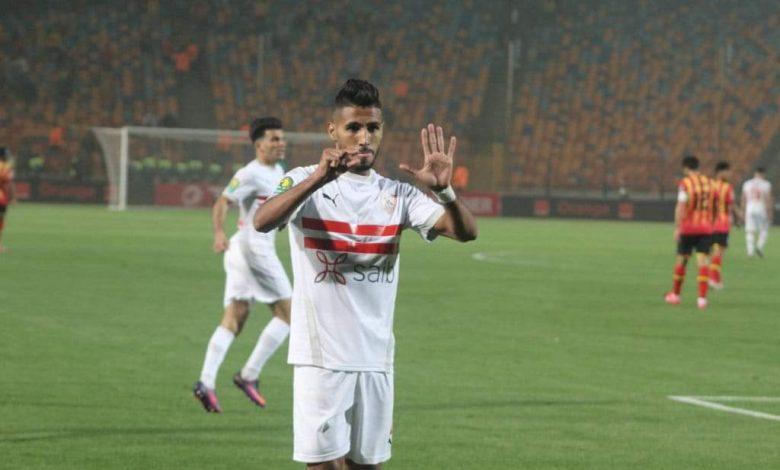 Photo of محمد أوناجم: أنا محظوظ وأشكر إدارة الزمالك على الموافقة بالعودة إلى المغرب