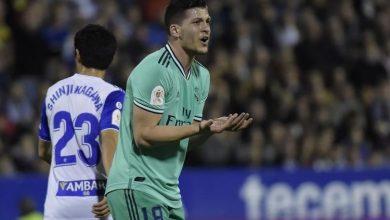 Photo of ريال مدريد يرد على رغبة نابولي في ضم لوكا يوفيتش