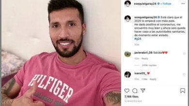 Photo of عاجل:جاراي نجم فالنسيا أول لاعب مصاب بكورونا في اسبانيا