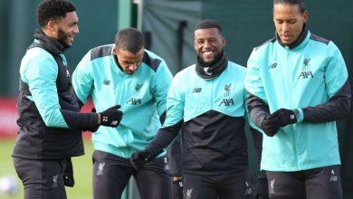 Photo of ليفربول يستأنف تدريباته الأسبوع المقبل عبر الفيديو
