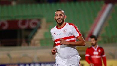 صورة خالد بوطيب يتجه إلى قطر
