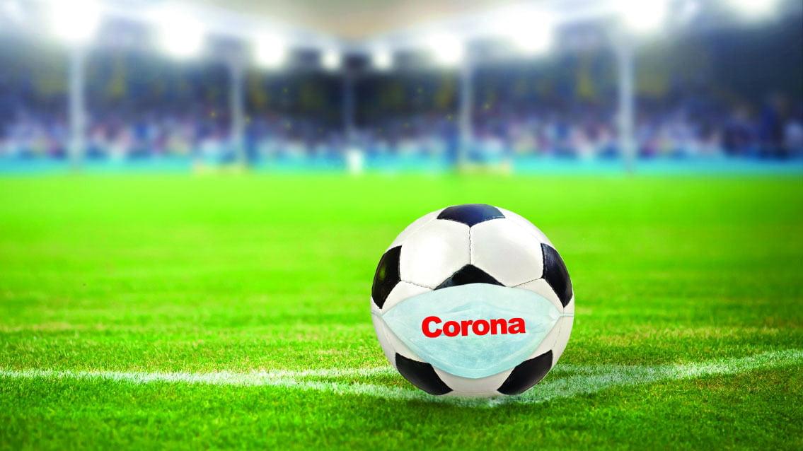 كرة القدم و فايروس كورونا