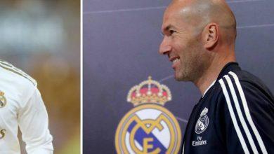 Photo of زيدان يهدد بالرحيل عن ريال مدريد بسبب لاعبه: سأرحل لو انتقل إلى السيتي