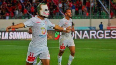 Photo of الزمالك يضع عينه على لاعب حسنية أغادير