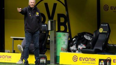 صورة مدرب بوروسيا دورتموند يتحدث عن غياب الجمهور عن الدوري الألماني