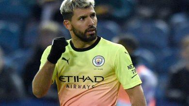 صورة أجويرو يطرح فكرة عودته إلى الدوري الإسباني