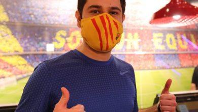 Photo of برشلونة يطرح كمامات طبية لمواجهات فيروس كورونا