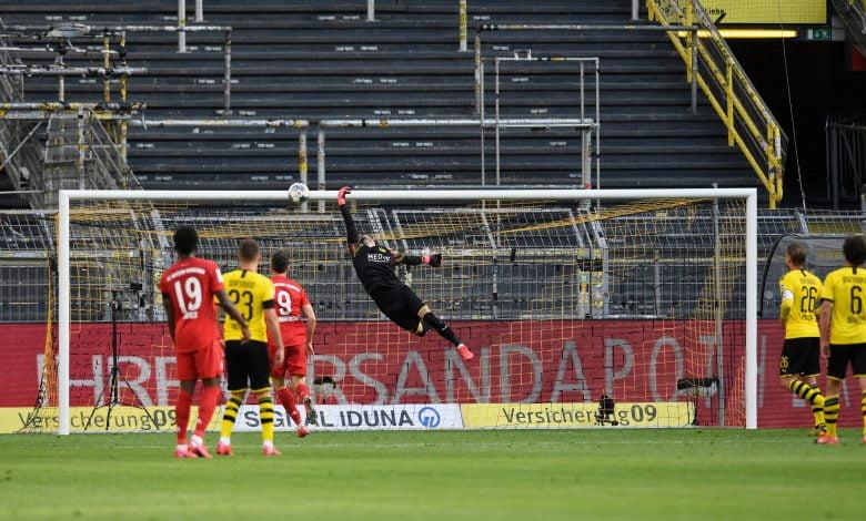 Photo of الدوري الألماني | بايرن ميونيخ يعبر بوروسيا بـ رائعة كيميتش