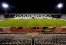 ملعب بارتيزان بلجراد الصربي