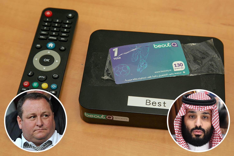 جهاز بي اوت كيو قد يمنع صفقة نيوكاسل مع السعودية