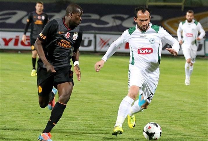 لقطة من الدوري التركي