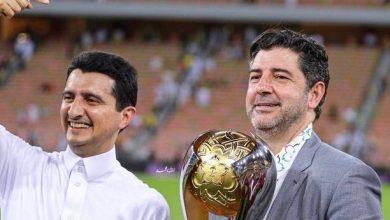 Photo of النصر السعودي يتفق على تجديد عقد مدربه فيتوريا