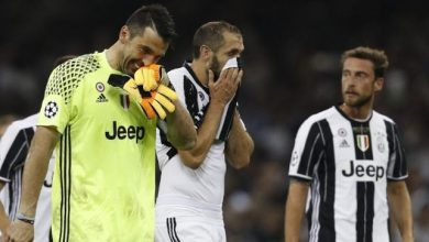 Photo of كيليني يكشف سبب خسارة يوفنتوس أمام ريال مدريد في نهائي دوري الأبطال 2017