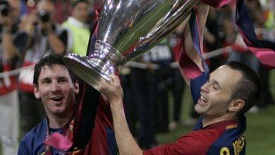 Photo of إنييستا: في وجود ميسي كان يجب أن يفوز برشلونة بمزيد من الألقاب الأوروبية