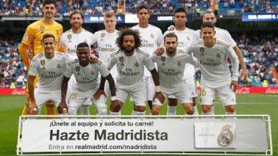 Photo of تشكيلة ريال مدريد المُتوقعة أمام خيتافي في الدوري الإسباني