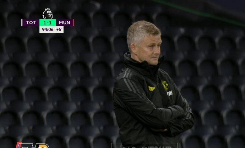 صورة ملخص مباراة مانشستر يونايتد وتوتنهام بتعليق عصام الشوالي