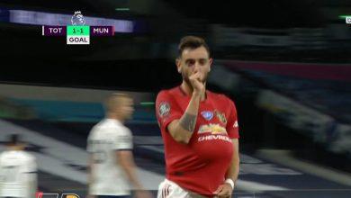 صورة اهداف مانشستر يونايتد وتوتنهام 1-1 تعليق عصام الشوالي
