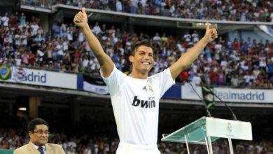 Photo of متى انتقل كريستيانو رونالدو الى ريال مدريد وكم كان راتبه؟