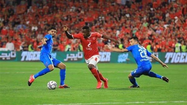 Photo of أجايي يتمنى مواجهة الزمالك في نهائي دوري أبطال أفريقيا