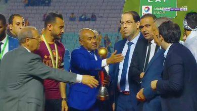 نهائي دوري أبطال أفريقيا 2019