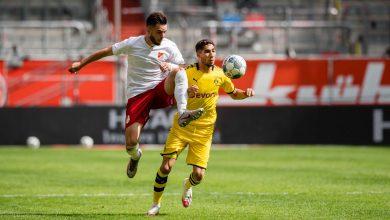 Photo of الدوري الألماني | بوروسيا دورتموند يخطف فوزاً ثميناً في آخر لحظة من أنياب فورتونا دوسلدورف