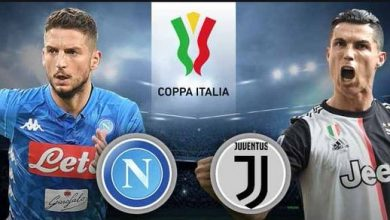 صورة تشكيلة يوفنتوس المتوقعة أمام نابولي في نهائي كأس إيطاليا