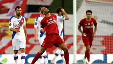 Photo of ملخص مباراة ليفربول وكريستال بالاس في الدوري الانجليزي