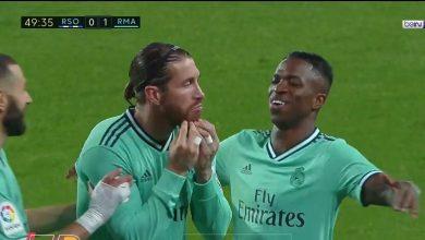 Photo of اهداف مباراة ريال مدريد وريال سوسيداد 2-1 الدوري الاسباني