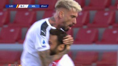Photo of اهداف مباراة ميلان وليتشي 4-1 الدوري الايطالي