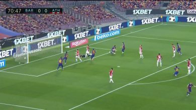 Photo of هدف برشلونة الاول في مرمى اتلتيك بلباو 1-0 تعليق رؤوف خليف