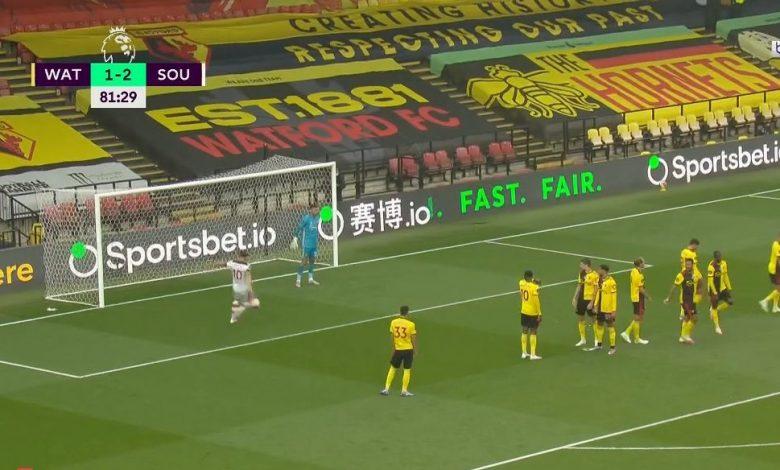Photo of اهداف مباراة ساوثهامبتون وواتفورد 3-1 الدوري الانجليزي