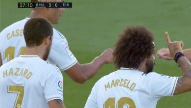 Photo of هدف ريال مدريد الثالث في مرمى ايبار 3-0 تلعيق حفيظ دراجي