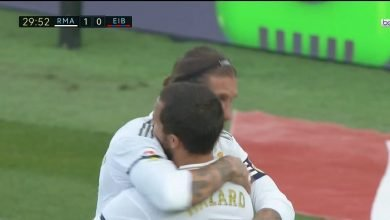 Photo of اهداف مباراة ريال مدريد وايبار 3-1 تعليق حفيظ دراجي