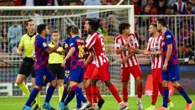 Photo of التشكيلة المتوقعة لقمة برشلونة وأتلتيكو مدريد في الدوري الإسباني