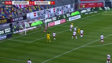 Photo of هدف هالاند القاتل في مرمى فورتونا دوسلدورف 1-0 الدوري الالماني