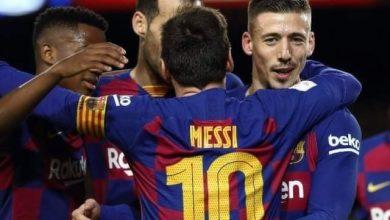 صورة قائمة برشلونة | سيتين يستدعي 23 لاعبًا لمواجهة أتليتكو مدريد