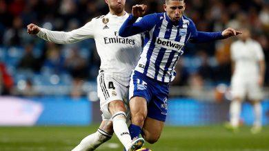 Photo of تاريخ مواجهات ريال مدريد وديبورتيفو ألافيس في الدوري الإسباني