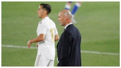 صورة شكوك حول مشاركة لوكاس فاسكيز مع ريال مدريد أمام إنتر ميلان