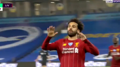 Photo of هدف محمد صلاح الثاني الرائع في مرمى برايتون 3-1 الدوري الانجليزي