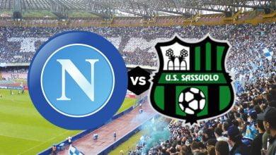 صورة موعد مباراة نابولي وساسولو في الدوري الإيطالي والقنوات الناقلة