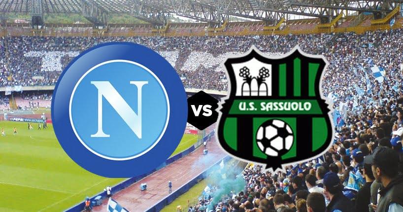موعد مباراة نابولي وساسولو في الدوري الإيطالي والقنوات الناقلة - بالجول