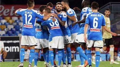 Photo of تشكيلة نابولي المُتوقعة أمام جنوى في الدوري الإيطالي