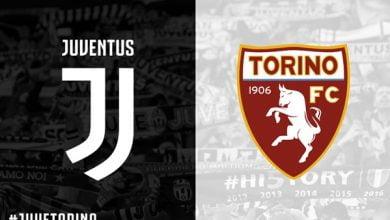 صورة موعد مباراة يوفنتوس وتورينو في الدوري الإيطالي والقنوات الناقلة