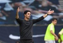 صورة أرتيتا يبرر خسارة أرسنال أمام ليفربول في الدوري الإنجليزي
