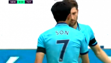 Photo of هدف سون في مرمى نيوكاسل يونايتد 1-0 الدوري الانجليزي