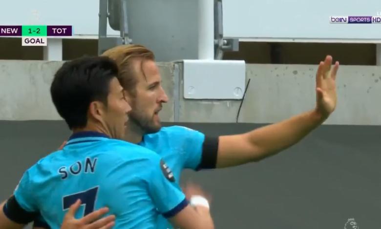 Photo of اهداف مباراة توتنهام ونيوكاسل 3-1 الدوري الانجليزي