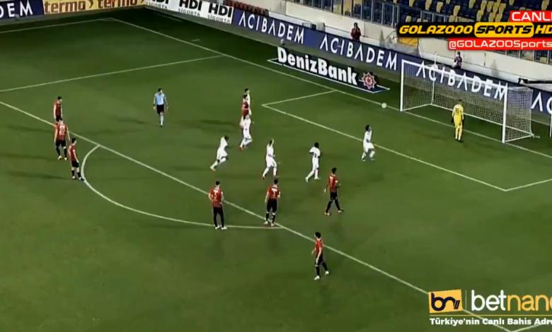 Photo of هدف النني في مرمى غينتشلاربيرليغي 3-0 الدوري التركي