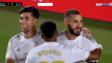 صورة ملخص مباراة ريال مدريد والافيس في الدوري الاسباني