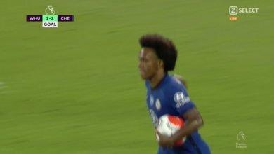 Photo of هدف ويليان الراائع في مرمى وست هام 2-2 الدوري الانجليزي